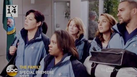 Grey's Anatomy Season 12 Episode 13 Promo