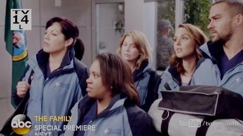 Grey's Anatomy Season 12 Episode 13 Promo
