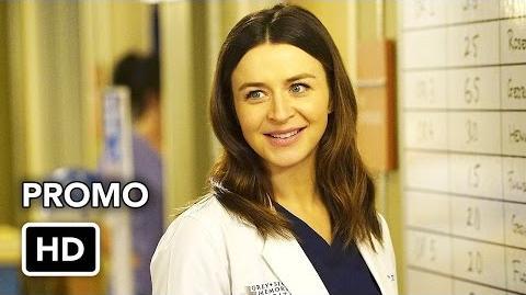 "Grey's Anatomy 13x22 ""Leave It Inside"" Promo"