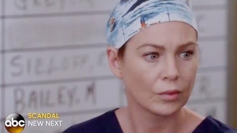 Grey's Anatomy Season 12 Episode 7 Promo
