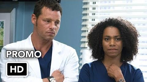 "Grey's Anatomy 14x04 Promo ""Ain't That a Kick in the Head"" Promo"