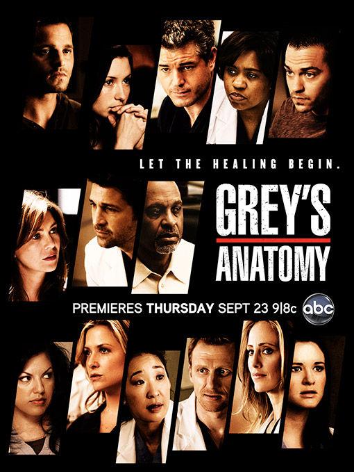 Bild - Poster Staffel 7.jpg | Grey\'s Anatomy Wiki | FANDOM powered ...