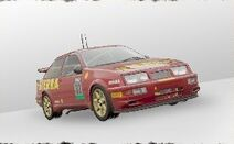 Preview ford sierra rs500 cosworth groupa
