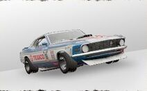 Preview ford mustang mach1