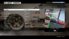 Multiplayer private match screen