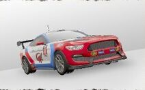 Preview ford mustang gt4