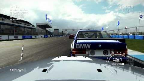 Touring Legends GRID Autosport