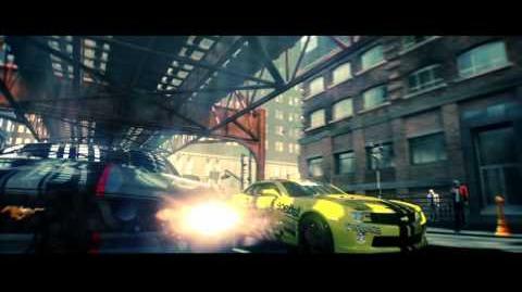 GRID 2 - Announcement Trailer