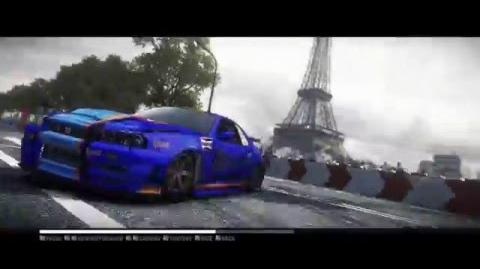 GRID 2 VERY HARD Дерзкий Nissan Skyline R34 GT-R