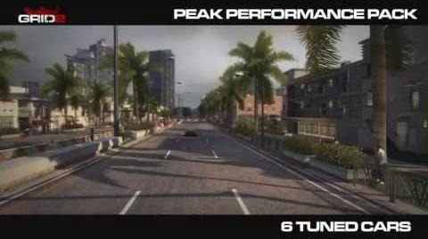 Peak Performance Pack - GRID 2