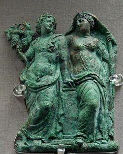 Dionysos Ariadne