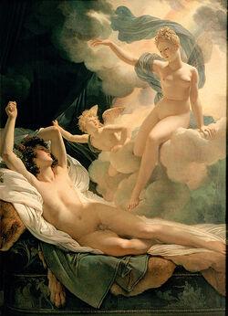 Morpheus und Iris