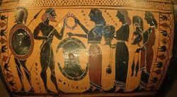 Thetis Achilles