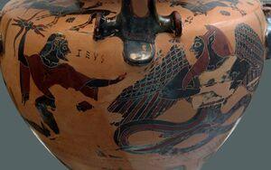Typhon Zeus