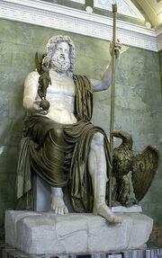Statue von Zeus