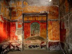 Oplontis Caldarium room8