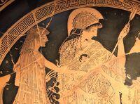 Theseus Athene