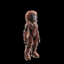 Ricochet Armor - Red