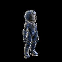 Ricochet Armor - Blue