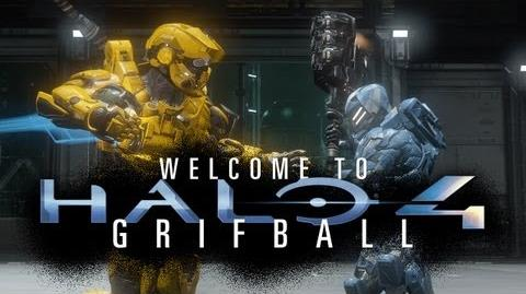 Welcome to Halo 4 Grifball