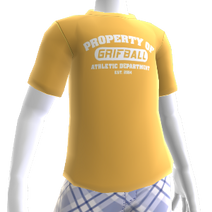 RvB Grifball T-shirt (Men)