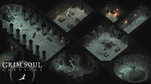 Grim Soul - Forsaken Order's dungeon teaser