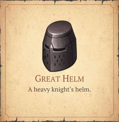 Great Helm   Grim Soul: Dark Fantasy Survival Wiki   FANDOM