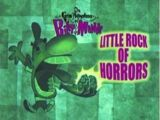 Little Rock of Horrors