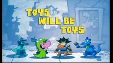 Toys Will Be Toys
