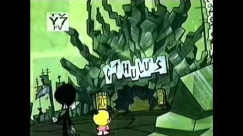Billy and Mandy Season 5 episode 13 - Prank Call of Cthulu