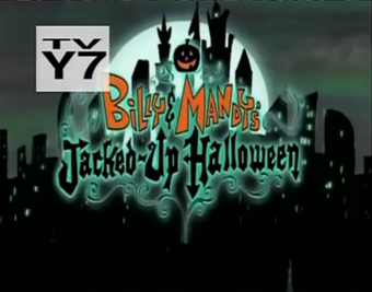 Billy Mandy S Jacked Up Halloween The Grim Adventures Of Billy