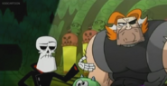 Grim, Hoss, and Fred