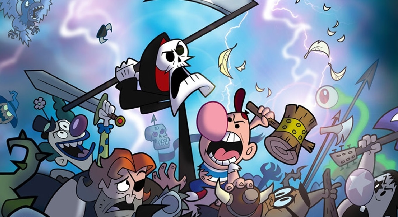 image wiki background the grim adventures of billy and mandy