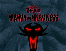Mandy the Merciless Titlecard