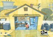 Garage billyhouse