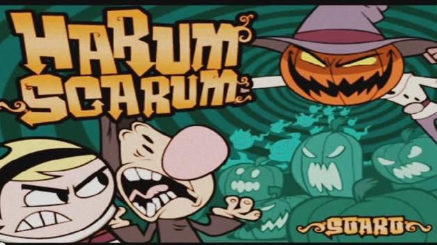 Harum Scarum The Grim Adventures Of Billy And Mandy Wiki Fandom