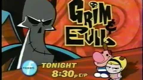 Grim & Evil promo 1 - I'm The Grim Reaper