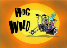 Hog Wild Title Card