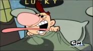 Billy hissing