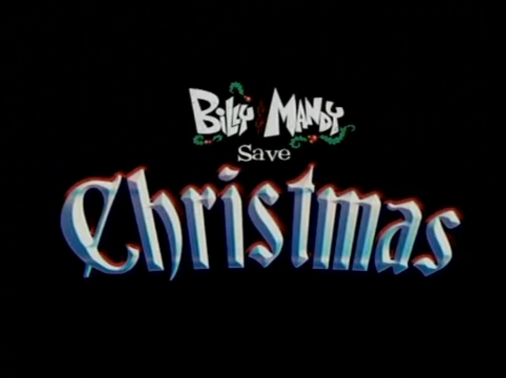 billy mandy save christmas - Billy And Mandy Christmas