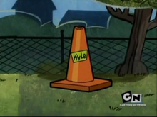 Kyle the Cone