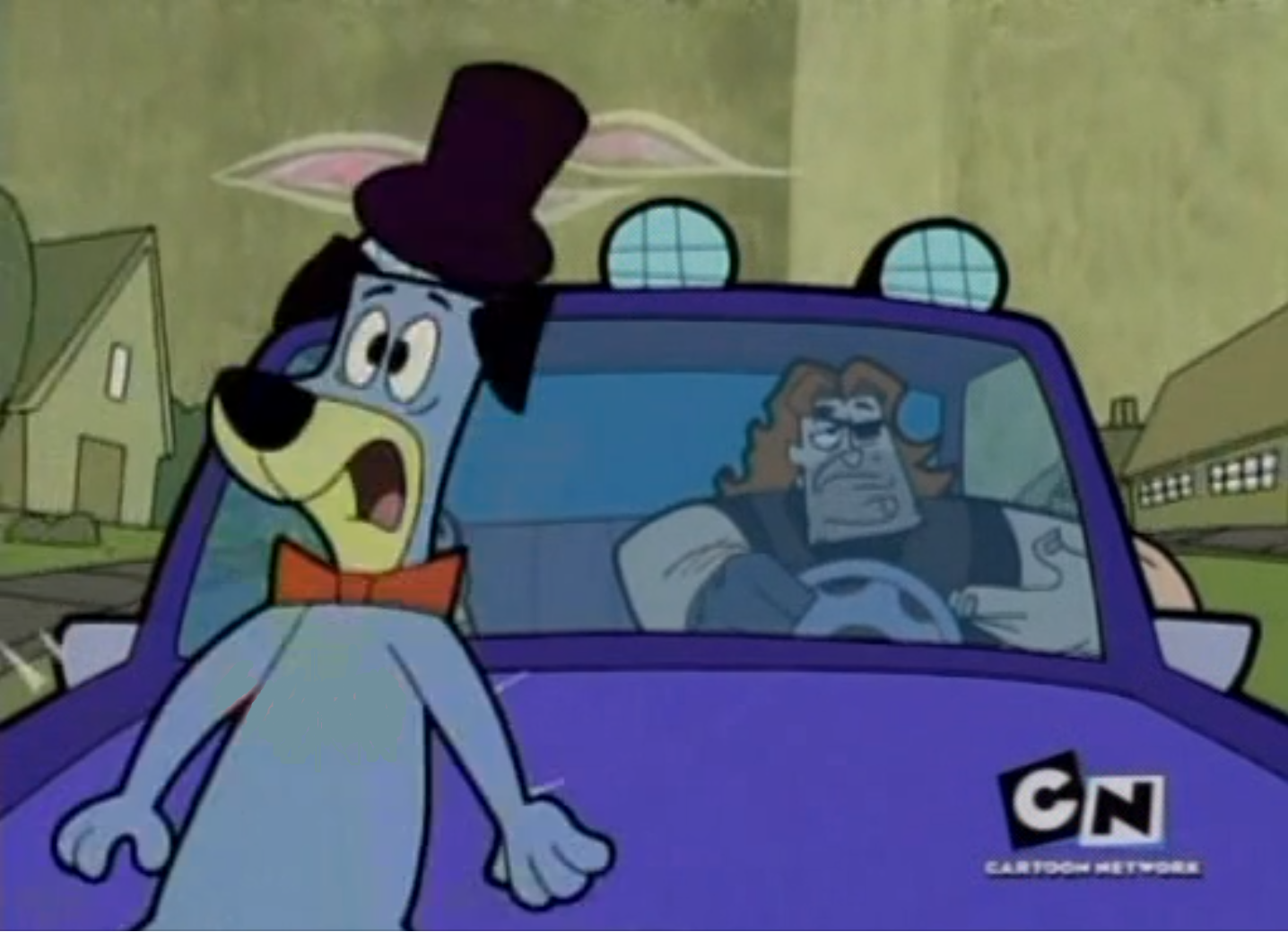 huckleberry hound the grim adventures of billy and mandy wiki