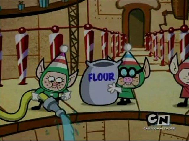 Billy and Mandy - S5E14 - Billy & Mandy Save Christmas