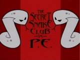 The Secret Snake Club vs P.E.