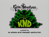 The Grim Adventures of the Kids Next Door