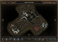 Stormheart Location Map