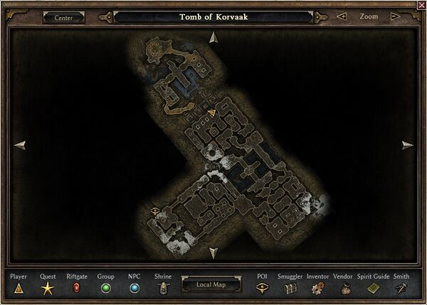 Tomb of Korvaak | Grim Dawn Wiki | FANDOM powered by Wikia