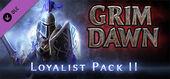 Grim Dawn Items Pack 2