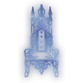 Empty Throne Constellation Icon