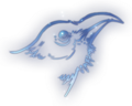 Raven Constellation Icon